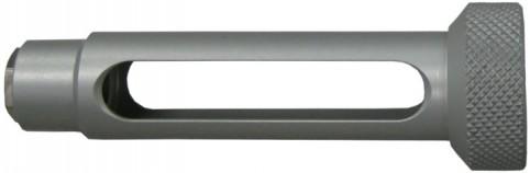 Jab Stick Aluminum Syringe Cover