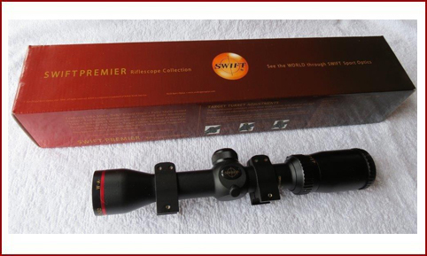 Swift Premier Optics Scope